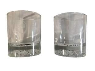 Michael Jackson Neverland Ranch Drinking Glasses