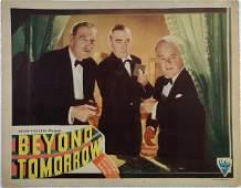 Beyond Tomorrow Lobby Card (1940)