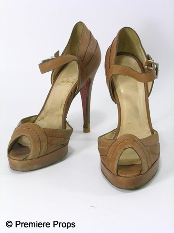 121: Leap Year Anna (Amy Adams) Pumps Movie Props