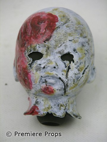 103: Mezco Toyz Living Dead Dolls Head Sample