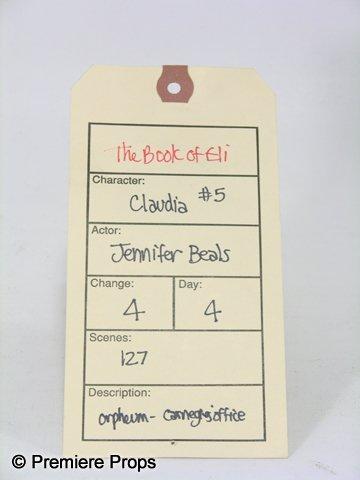 106: The Book of Eli Claudia (Jennifer Beals) Costume - 5