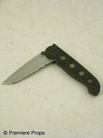 108: The Book of Eli Eli (Denzel Washington) Knife