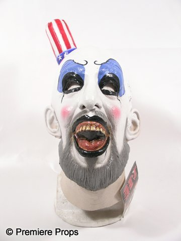 112: House of 1,000 Corpses Captain Spaulding Mask