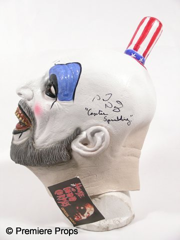 112: House of 1,000 Corpses Captain Spaulding Mask - 2