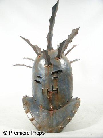 113: Gallowwalker Skullbucket Helmet Movie Props