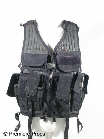 117: Resident Evil 4 Umbrella Trooper's Vest Movie Prop