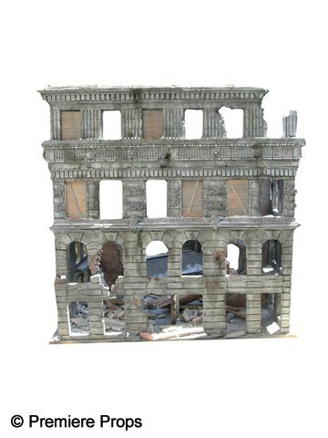 236: The Good Shepard Model Building Movie Props