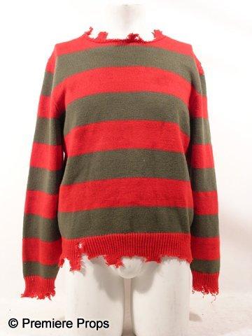 249 A Nightmare On Elm Street Freddy Krueger Sweater