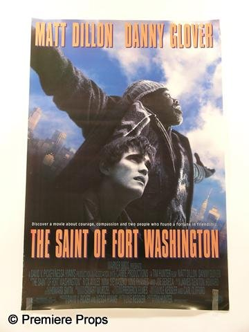 "114: ""The Saint of Fort Washington"" Poster"