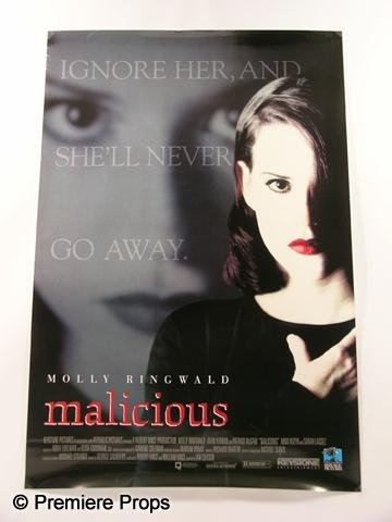 "115: ""Malicious"" Poster"
