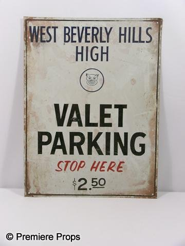"119: ""Beverly Hills 90210"" Sign TV Props"