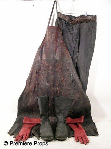 103: Resident Evil 4 Axeman's Hero Costume