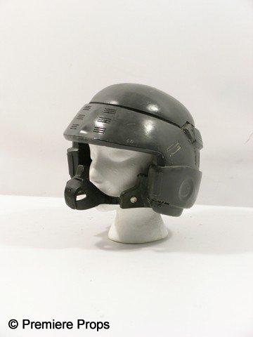 104: Starship Troopers M1 Assault Helmet Movie Props