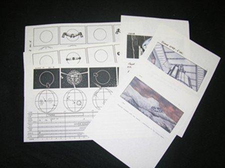 11: LAST STARFIGHTER - Storyboards