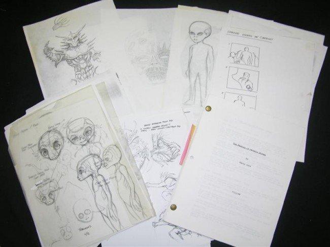 13: STAR KID - Script, Artwork & Storyboards