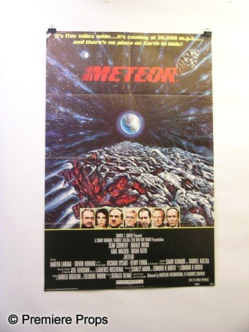 17: METEOR -  One Sheet Poster