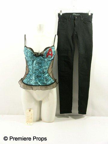 23: EASY A  - Marianne (Amanda Bynes) Costume