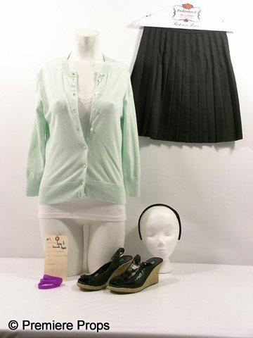 504: EASY A  - Marianne (Amanda Bynes) Costume