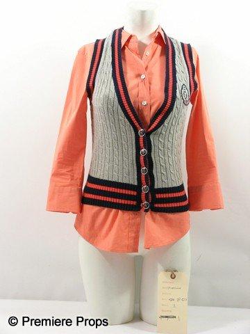 512: EASY A  - Marianne (Amanda Bynes) Costume