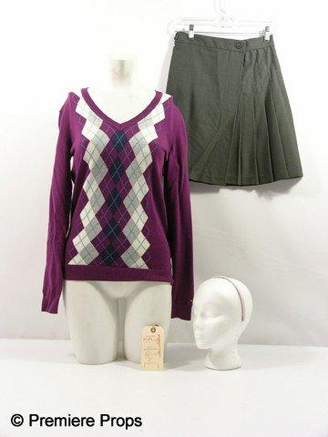 513: EASY A  - Marianne (Amanda Bynes) Costume