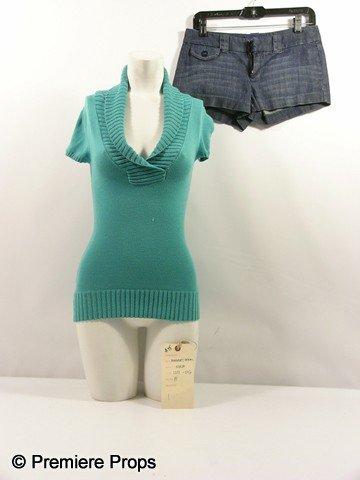 514: EASY A - Nina (Mahaley Hessam) Costume