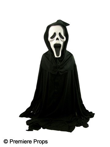 100: Scream 4 Ghostface Killer's Robe Movie Costumes