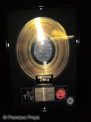 9: The Jets Gold Record