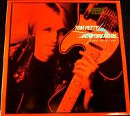 83: Tom Petty & the Heartbreakers Autographed Promo LP