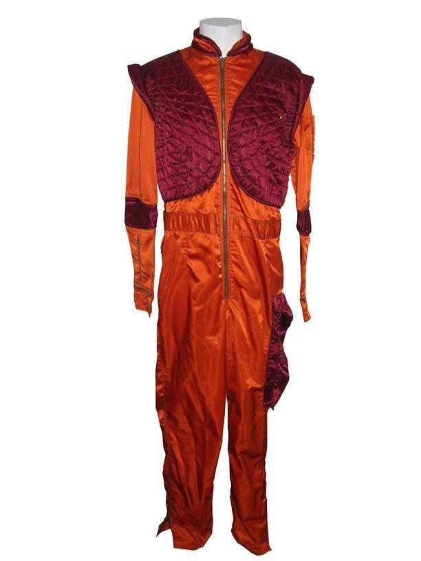 1: Vintage Space Man Costume