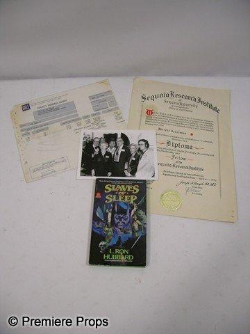 12: Forrest J Ackerman Diploma