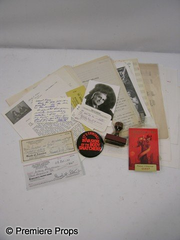 13: Forrest J Ackerman Personal Papers