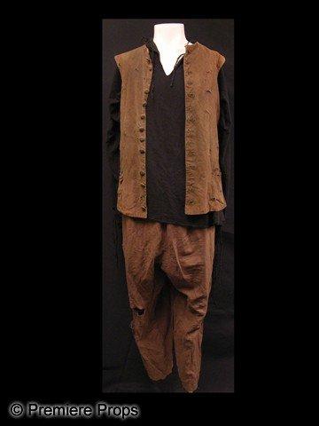 22: Cutthroat Island (1995) Pirate Costume