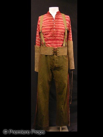 24: Dead Rabbits Costume from Gangs of New York (2002)