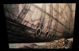 192: Aliens (1986) H.R. Giger Poster
