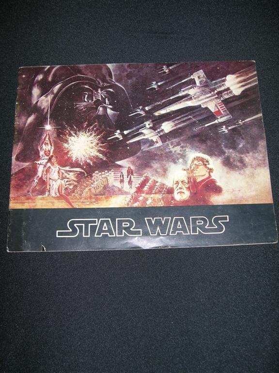 505: Star Wars Souvenier Program