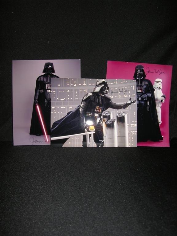 506: Star Wars Darth Vader Photographs