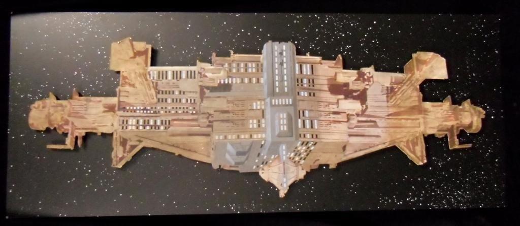 521: Aliens (1986) Spaceship Artwork