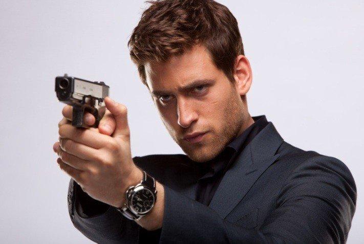 709: Faster Killer (Oliver Jackson-Cohen) Pistol Movie  - 2