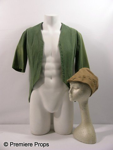 4A: Adventures of Robin Hood (1938) Costume Cap and Shi