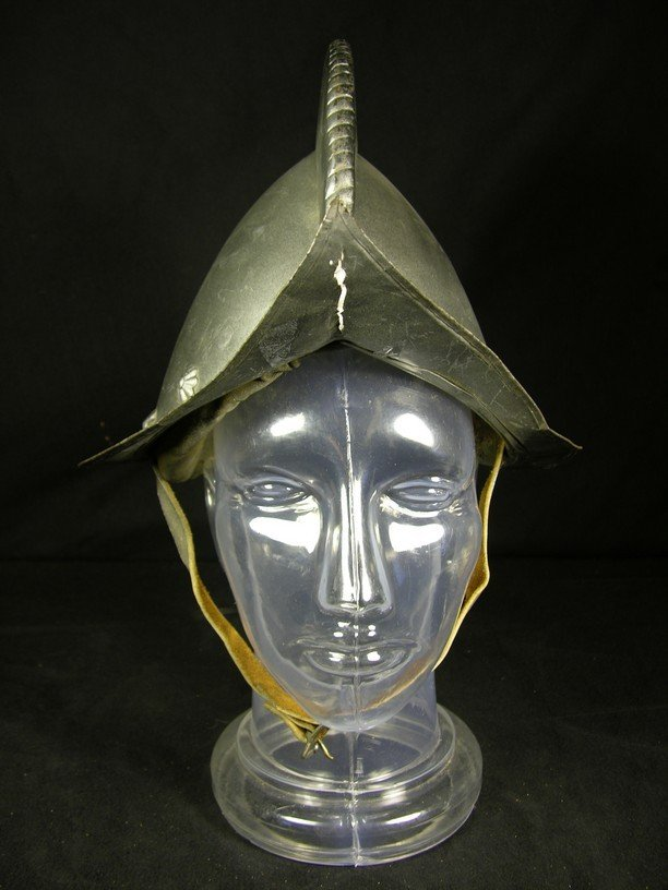 Helmet from The Sea Hawk