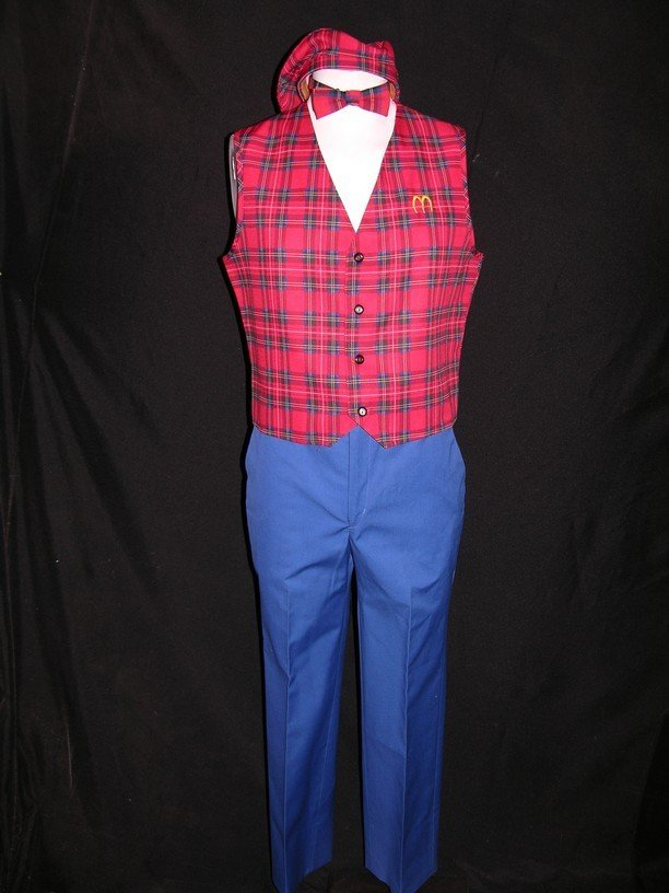 Eddie Murphy Screen Worn Costume from Coming To America