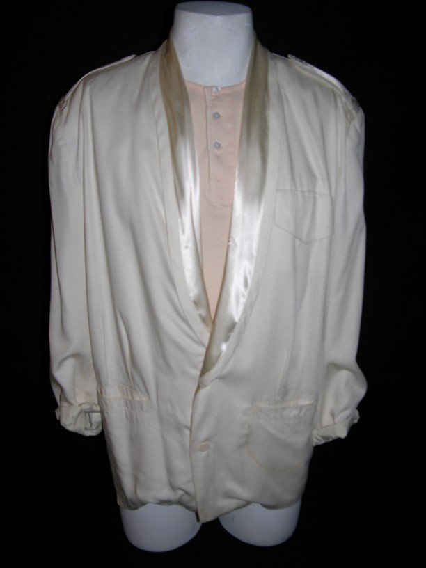 547: Don Johnson Jacket and T-Shirt from Miami Vice
