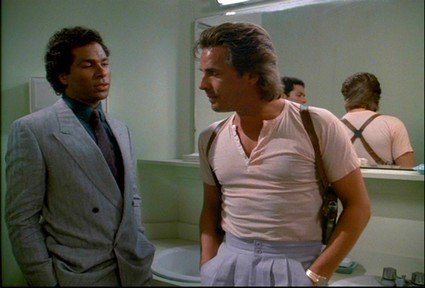547: Don Johnson Jacket and T-Shirt from Miami Vice - 6
