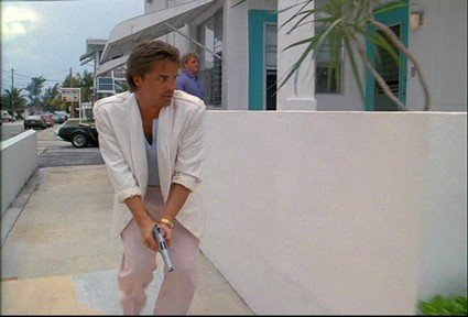 547: Don Johnson Jacket and T-Shirt from Miami Vice - 8