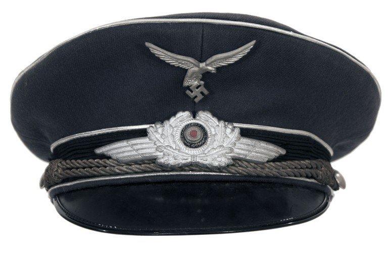 550: Bob Crane Nazi Hat from Hogan's Heroes