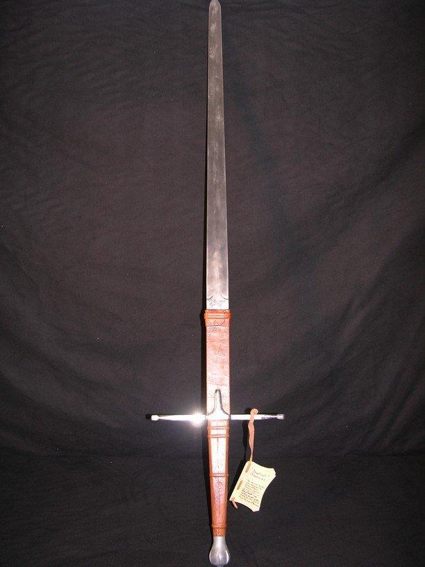 554: Braveheart-Style Sword