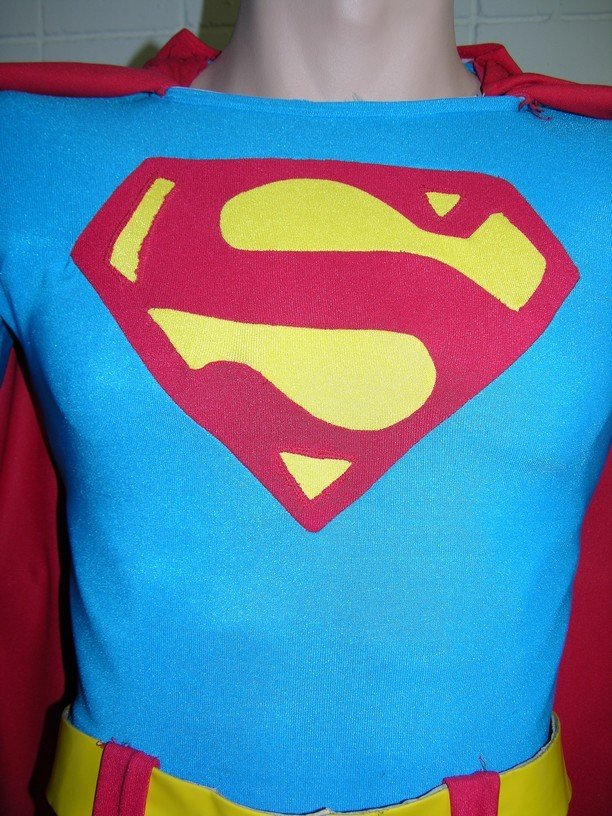 718: Screen Worn Christopher Reeve Superman Costume - 2