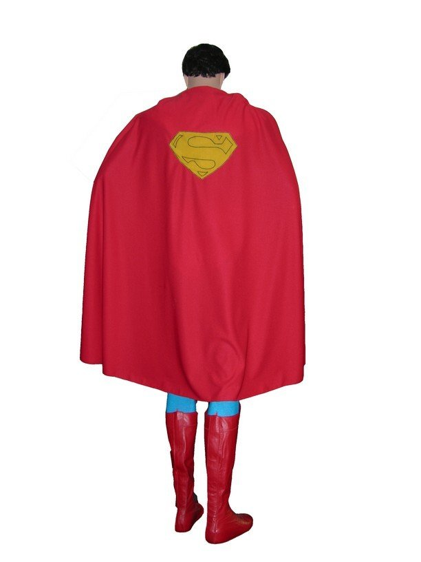 718: Screen Worn Christopher Reeve Superman Costume - 4