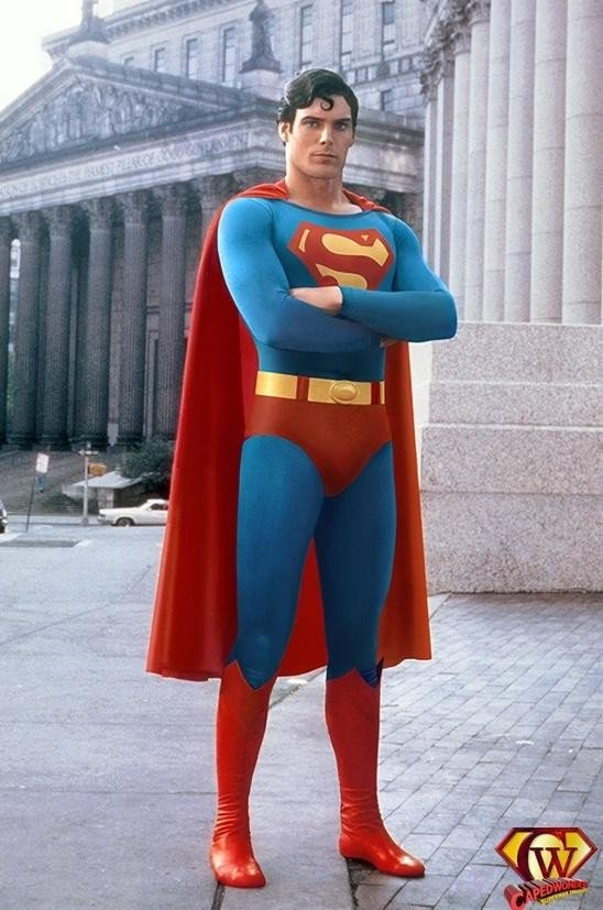 718: Screen Worn Christopher Reeve Superman Costume - 6