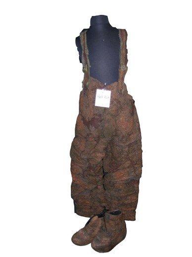 1: Mirror Mirror Dwarf-Half Pint's Costume